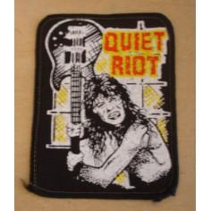 Ecusson Quiet Riot [Collector]