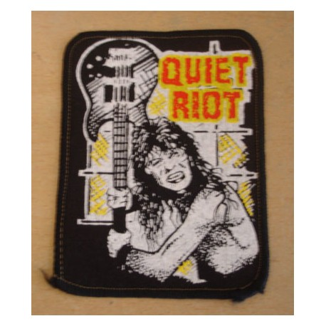 Patch Quiet Riot [Collector]