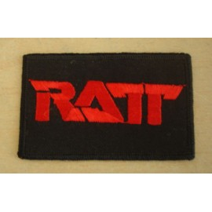 Ecusson Ratt [Collector]