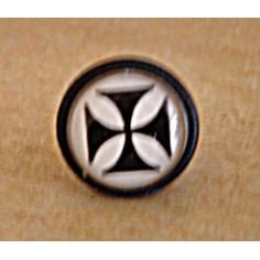 Ear ring Iron cross