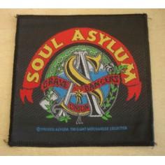 Ecusson Soul Asylum [Collector]