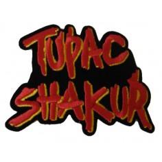 Ecusson Tupac