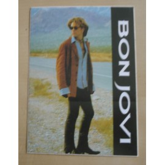 Autocollant Bon Jovi