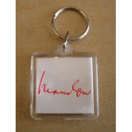 Keyring Barry Manilow