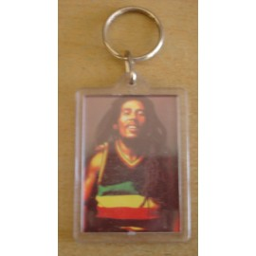 Keyring Bob Marley
