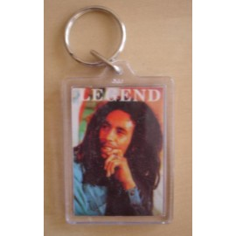 Keyring Bob Marley - Legend