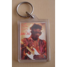 Keyring Jimi Hendrix