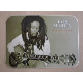 Sticker Bob Marley - Redemption song
