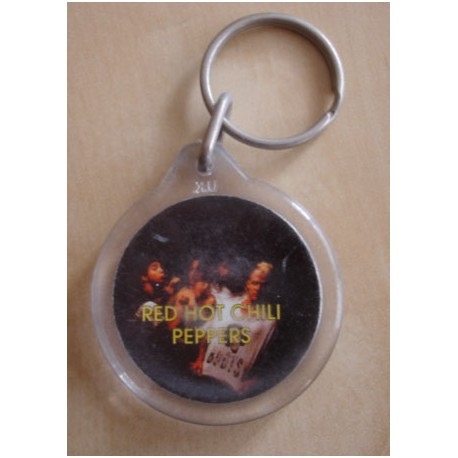 Keyring Red Hot Chili Peppers
