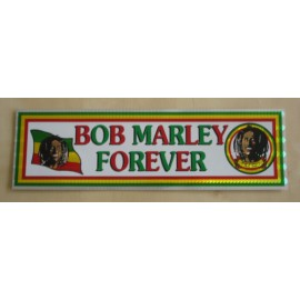 Autocollant Bob Marley Forever