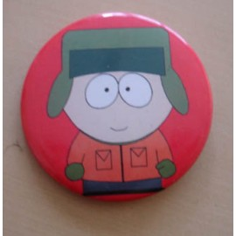 Badge South Park - Kyle
