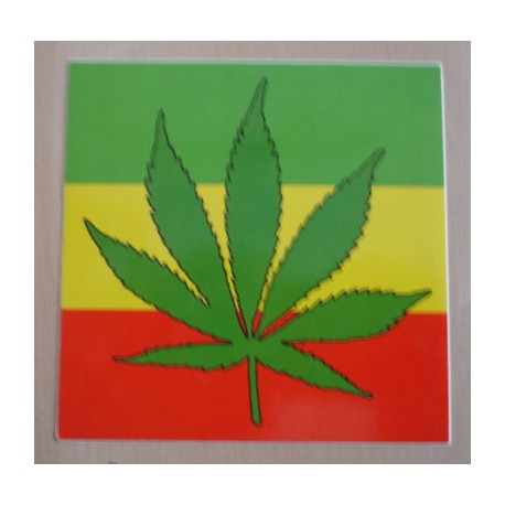 Sticker Cannabis