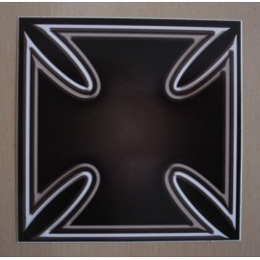 Sticker Iron cross