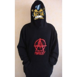 Sweat shirt Sex Pistols - Anarchy