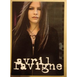 Postcard Avril Lavigne