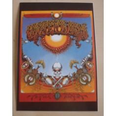 Autocollant Grateful Dead