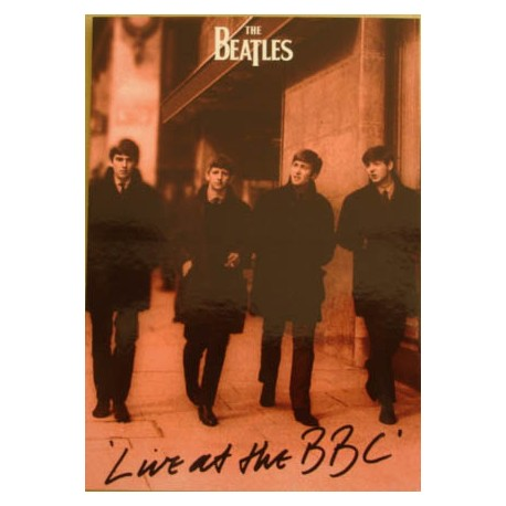 Postcard Beatles - Live at the BBC