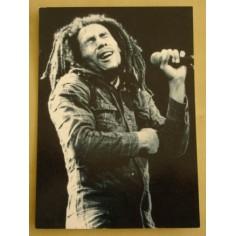 Postcard Bob Marley
