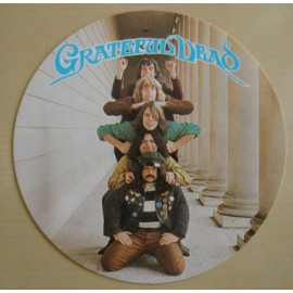 Sticker Grateful Dead