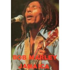 Postcard Bob Marley - Jamaica