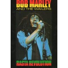 Postcard Bob Marley - Rasta revolution