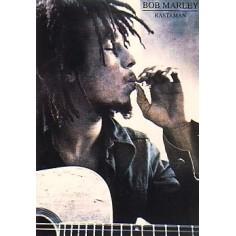 Postcard Bob Marley - Rastaman