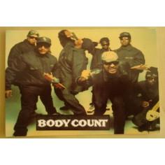 Postcard Body Count