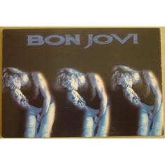 Postcard Bon Jovi