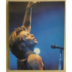Postcard Bon Jovi (grand format)