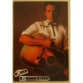 Postcard Bruce Springsteen
