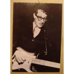 Postcard Buddy Holly