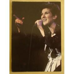 Postcard Céline Dion
