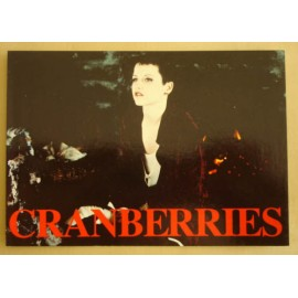 Postcard Cranberries