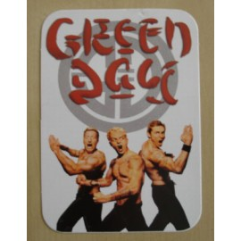 Sticker Green Day