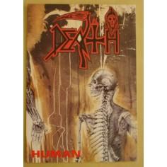 Carte postale Death - Human