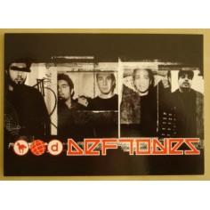 Postcard Deftones