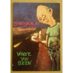 Postcard Dinosaur Jr - Where you been