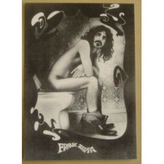 Postcard Frank Zappa