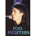 Postcard Foo Fighters - Dave Grohl
