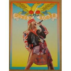 Postcard Guns n' Roses