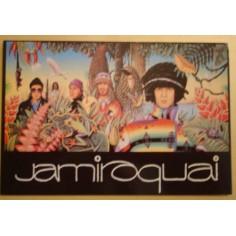 Postcard Jamiroquai