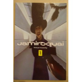 Postcard Jamiroquai - Virtual insanity