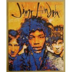 Postcard Jimi Hendrix (giant)