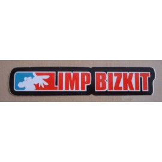 Sticker Limp Bizkit