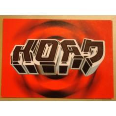 Postcard KoRn