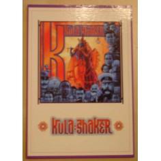 Postcard Kula Shaker