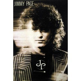Carte postale Led Zeppelin - Jimmy Page