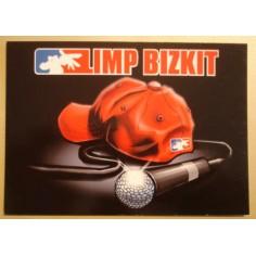 Postcard Limp Bizkit