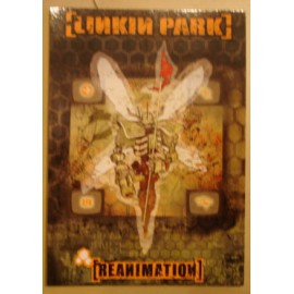 Postcard Linkin Park - Reanimation