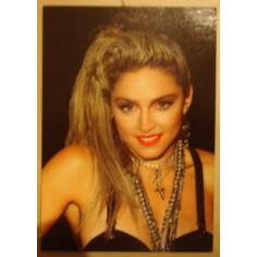 Postcard Madonna